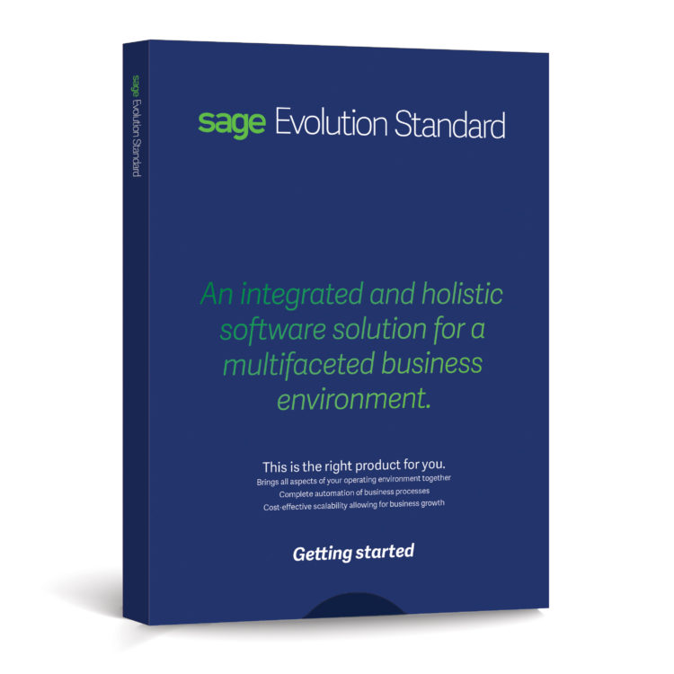 Sage Evolution Accounting Solution